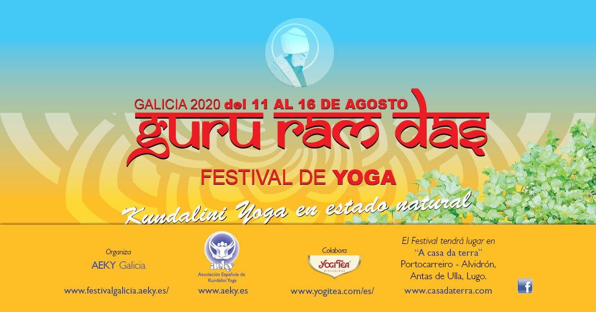 Festival de Yoga Guru Ram Das