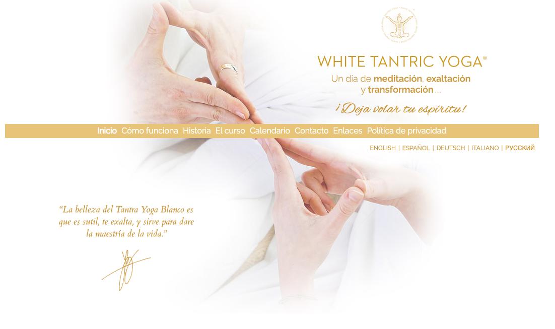Tantra Yoga Blanco