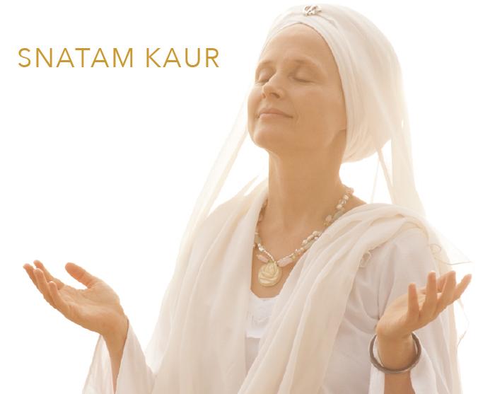 Concierto de Snatam Kaur en Barcelona, 9 de abril 2022