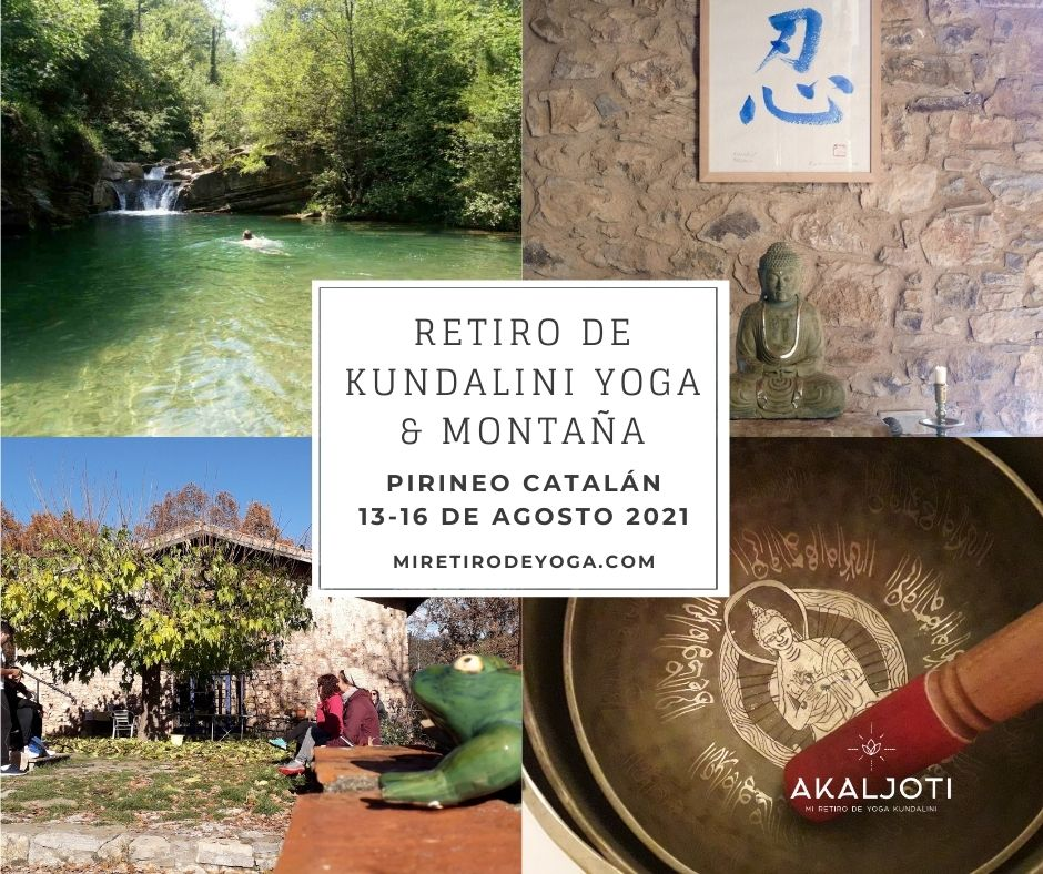 Retiro de Kundalini Yoga en el Pirineo Catalán