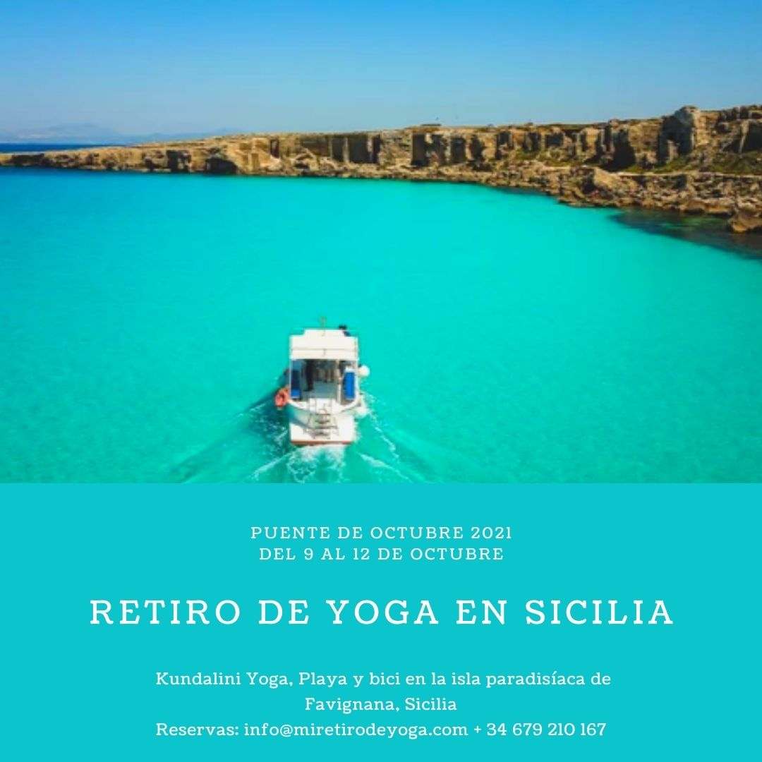 Retiro de yoga & Viaje a Sicilia - Puente del Pilar